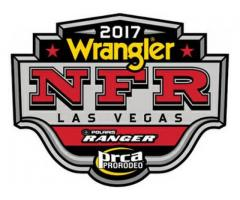 2017 Wrangler National Finals Rodeo