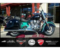 2018 Indian Motorcycle® Springfield® ABS Metallic Jade - $22346