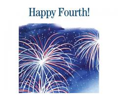 Happy 4th of July! 2020