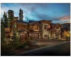 Luxury European Park City Ski Chalet