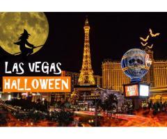 Vegas Halloween 2020