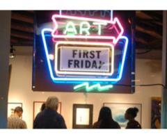 First Friday Art Celebration