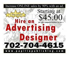 Online Advertising Designer