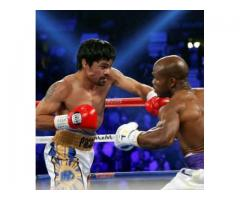 PACQUIAO GETS HIS REVENGE