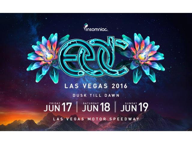 EDC Las Vegas Las Vegas MojoVillage - Edc las vegas map 2016