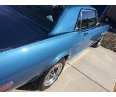 1968 Ford Mustang Classic-*RARE* One Of A Kind