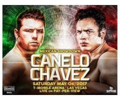 Canelo vs. Chavez