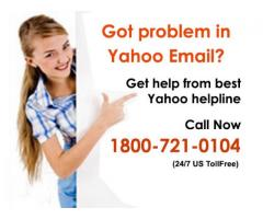 yahoo mail customer service